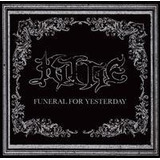 Cd Dvd Kittie Funeral For Yesterday Lacrado [encomenda]